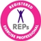 registered exercise professional (REPs) logo